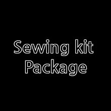 Sewing kit package